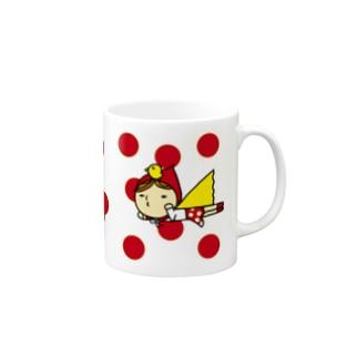 赤ずきんマグ♪ Mugs