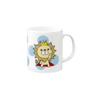 ぺぢライオン Mugs