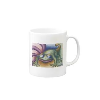 ゲロテスク Mugs