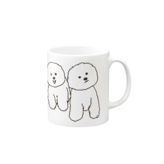 mamegoma01 マグカップ