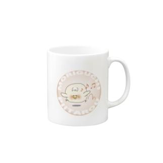 森口ぴー太郎(しーちゃん) Mugs
