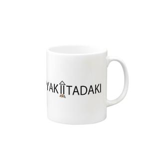 IKAYAKIITADAKI Mugs
