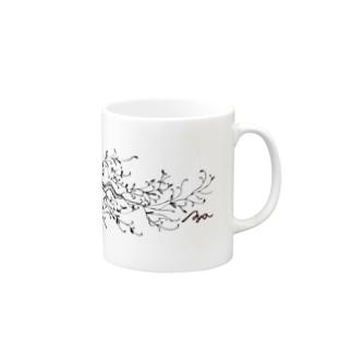 タツノオトシゴ Mugs