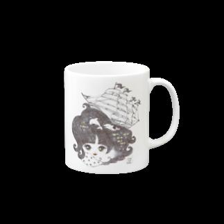 ShikaNiwa.Sandy.Jido.S.Alice.Ori.S.のfrom diary pict.ship Mugs
