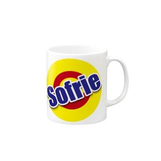 tamazo。のSofure洗剤タイプ。 Mugs