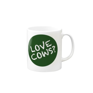 LOVE  COWS? Mugs