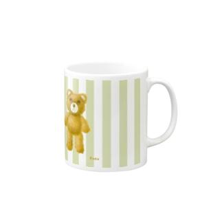 【you are not alone.】(茶くま) Mugs