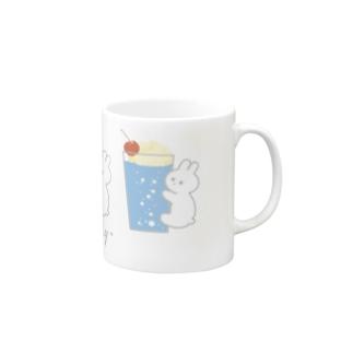 ウサチャンソーダ Mug