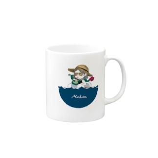 メドゥーサの休日 Mugs