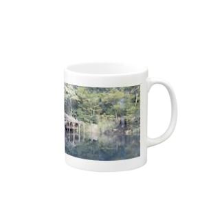 石川の魅力 Mugs