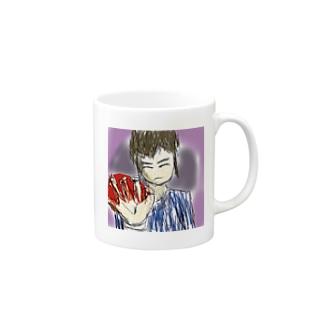 超能力者 Mugs