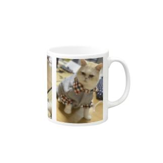さといもマグカップ Mugs