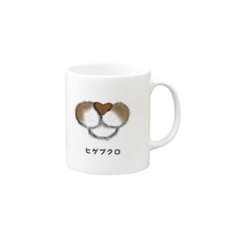 茶ブチ♡ Mugs