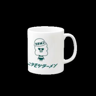 木村カズヨシのNRM2 Mugs