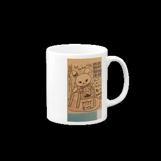 サクアンドツバミルヨシのアゲアゲ女パワー Mugs