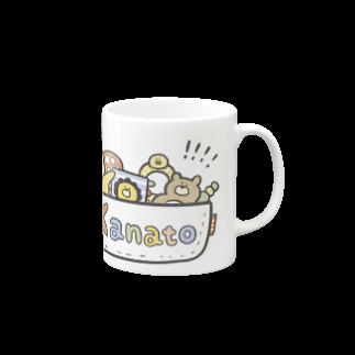 ゆゆ丸のかなと◎ Mugs