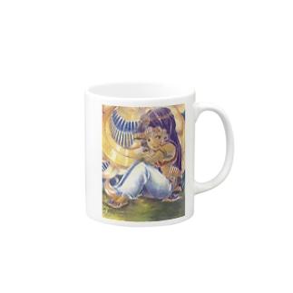 アラビアン Mugs