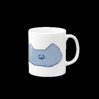 kusai_catのくさいネコ(face only) Mugs