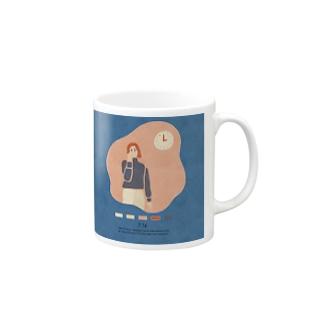 【2019.07.16】新井リオの英語日記グッズ Mugs