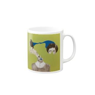 伝達 Mugs