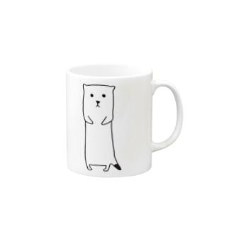 おこじょ Mugs