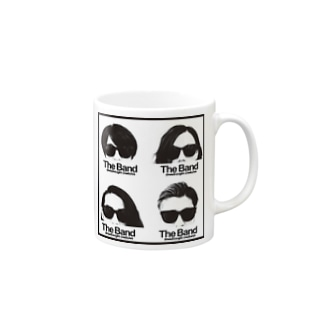 TheBand Series  Mugs