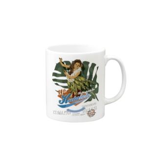 Hulalele 11th Mugs