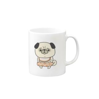 ぱぐちゃん1歳 Mugs
