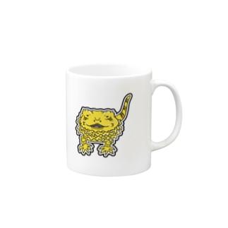 のんびりイラストグッズ Mugs