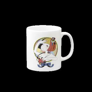 一束のミエルカナ Mugs