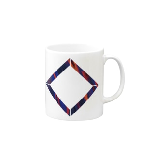 VERSUS Abstract Goods Mugs