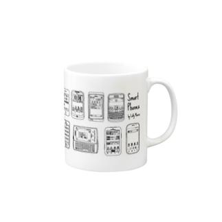 cellphones Mugs