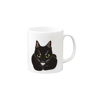 HARUCAT Mugs