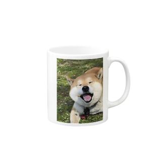 HARUおめ Mugs