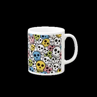 IZANAGIのシンプルドクロ~ Mugs