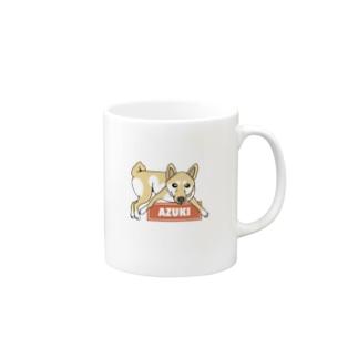 あずきちゃん Mugs