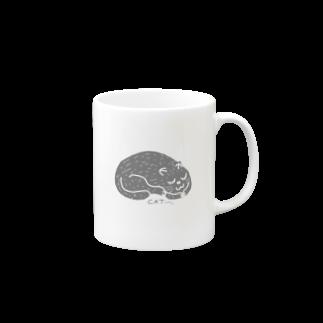 uwotomoの猫 Mugs