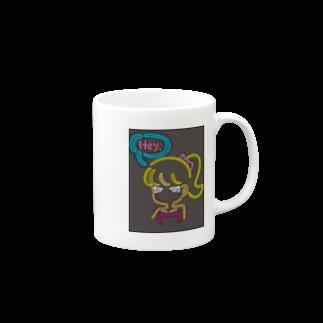 神崎のねおん系女子 Mugs
