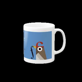 karatesystemのfontpecker Mugs