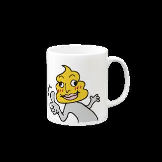 kiuchi_tatsuoのウン、チョッス Mugs