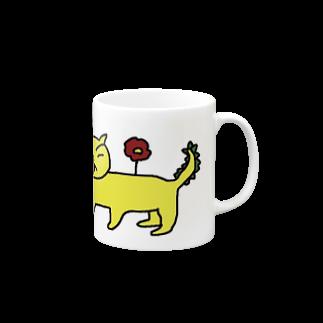 hha__m72のにゃんぬー Mugs