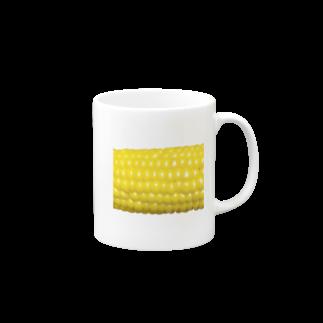sweetcornbutterのスイートコーン Mugs