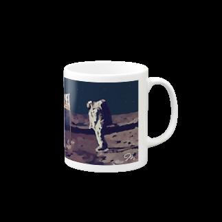 Boston ShopのApollo50thMoonLanding Mugs