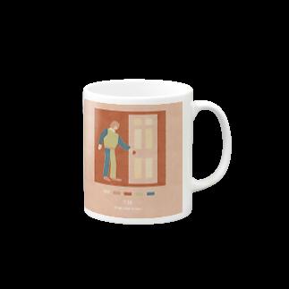 新井リオの【2019.07.28】新井リオの英語日記グッズ Mugs