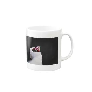arineko_color 苺 Mugs