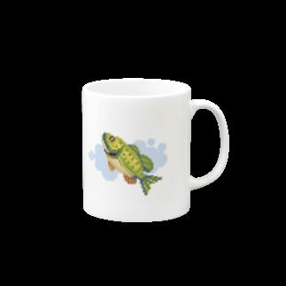 notteのfish Mugs