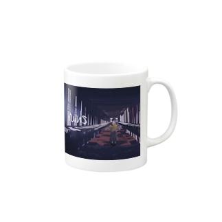ruins Mugs