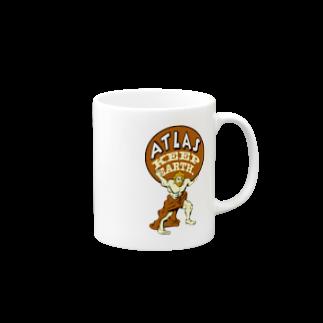 提供 tshopのアトラス Mugs