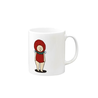 いちごの妖精さん Mugs