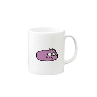 なまこ自画像 Mugs